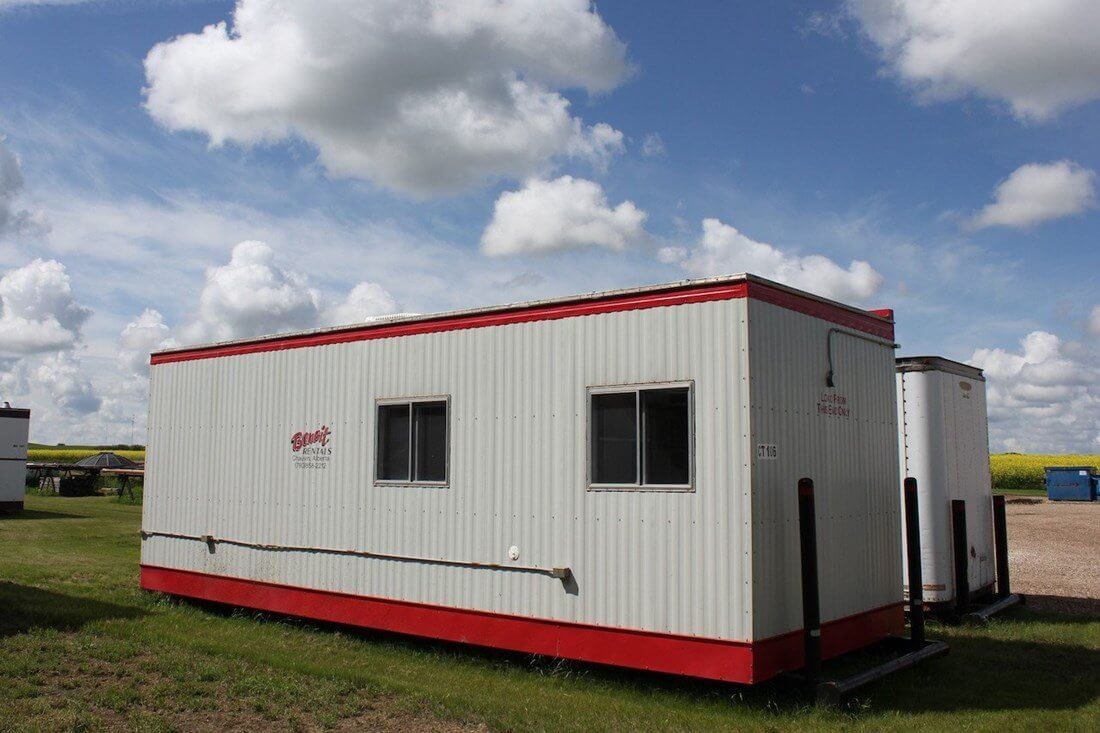 Portable Office Trailers